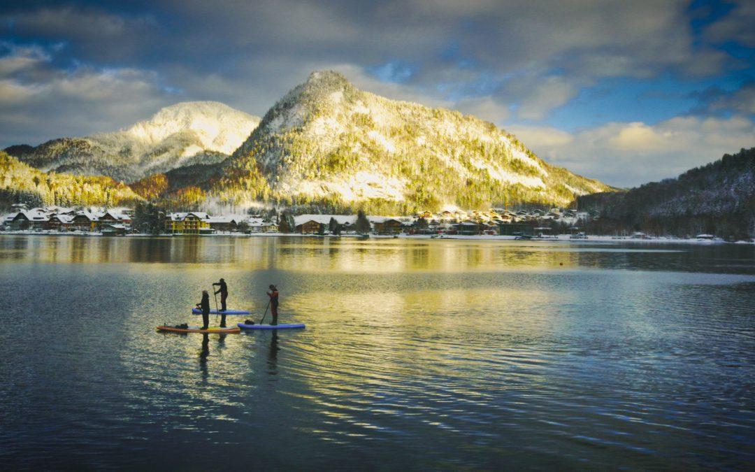 Stand Up Paddling im Winter: Das musst du beachten!