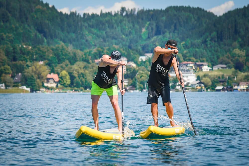 Ist Stand Up Paddling gesund? 5 Tipps für effektives Training am SUP Board!