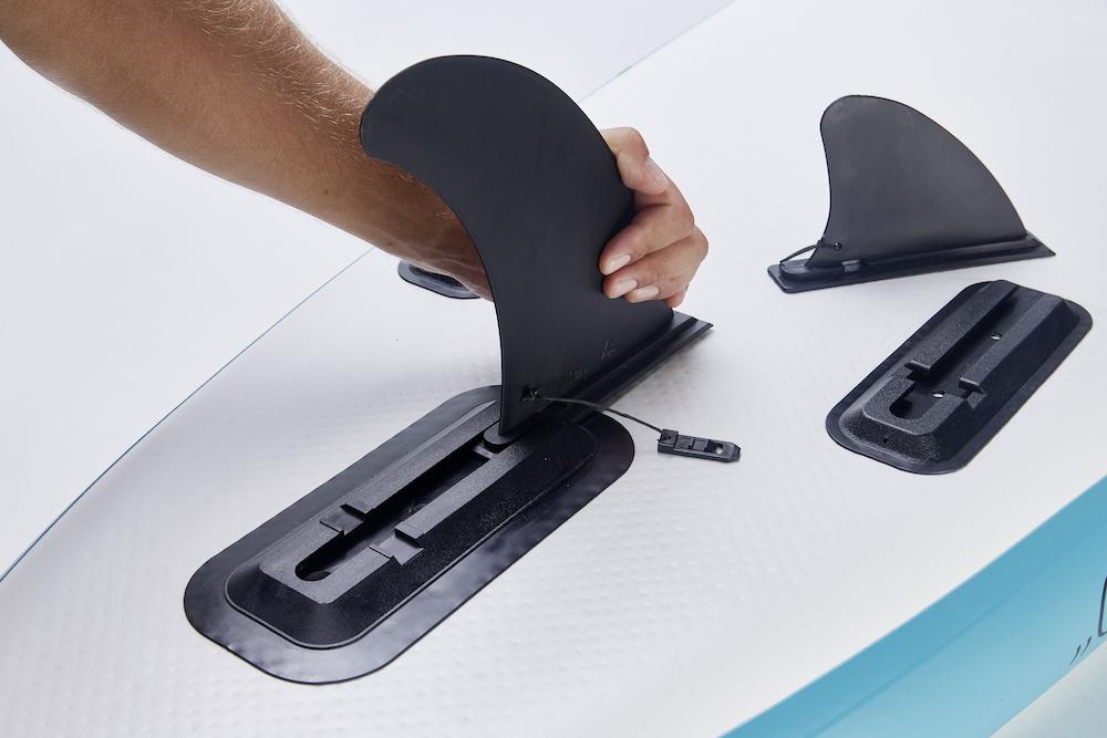 Slide-In Center Finne für SUP-Boards