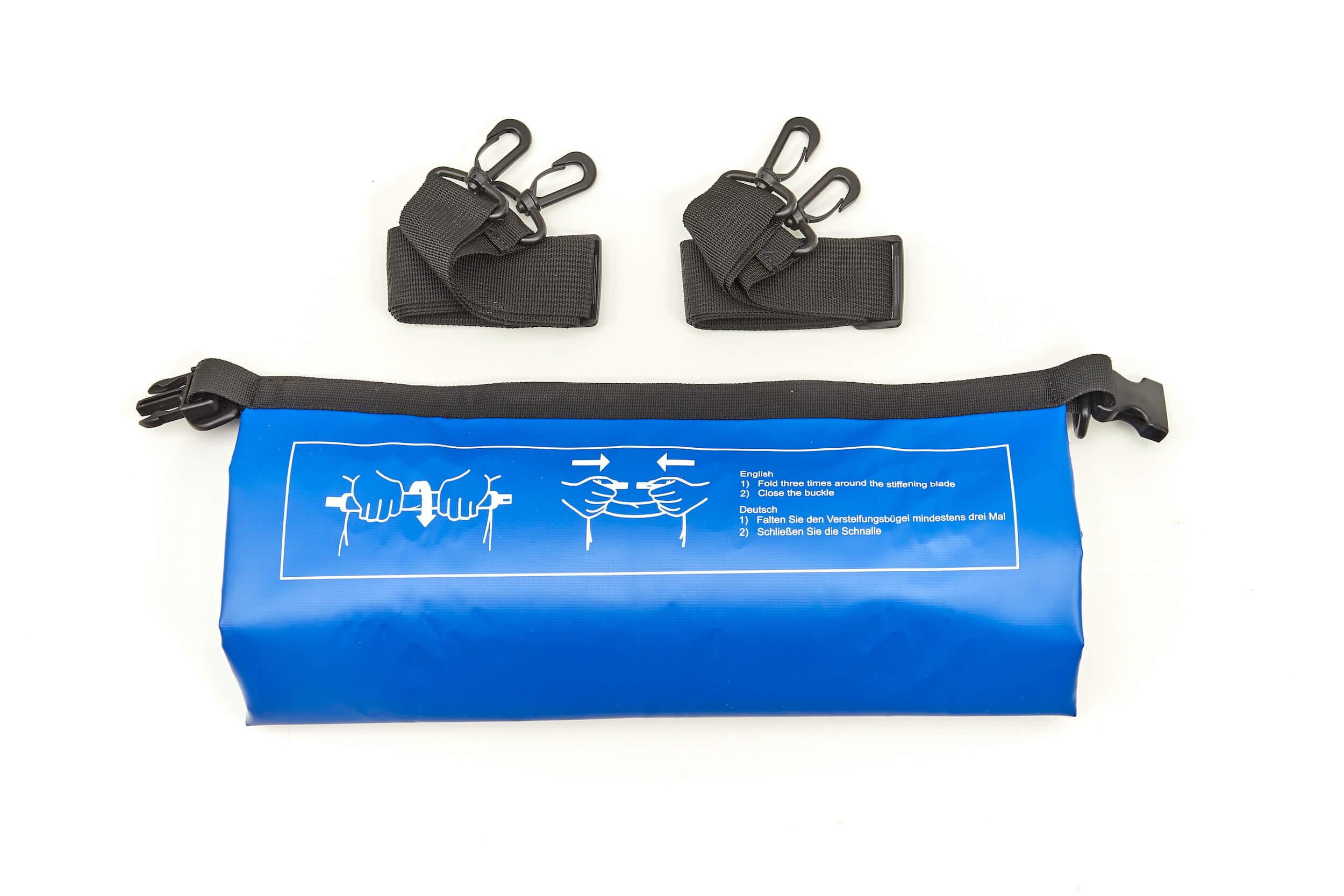 Drybag 25L Blau