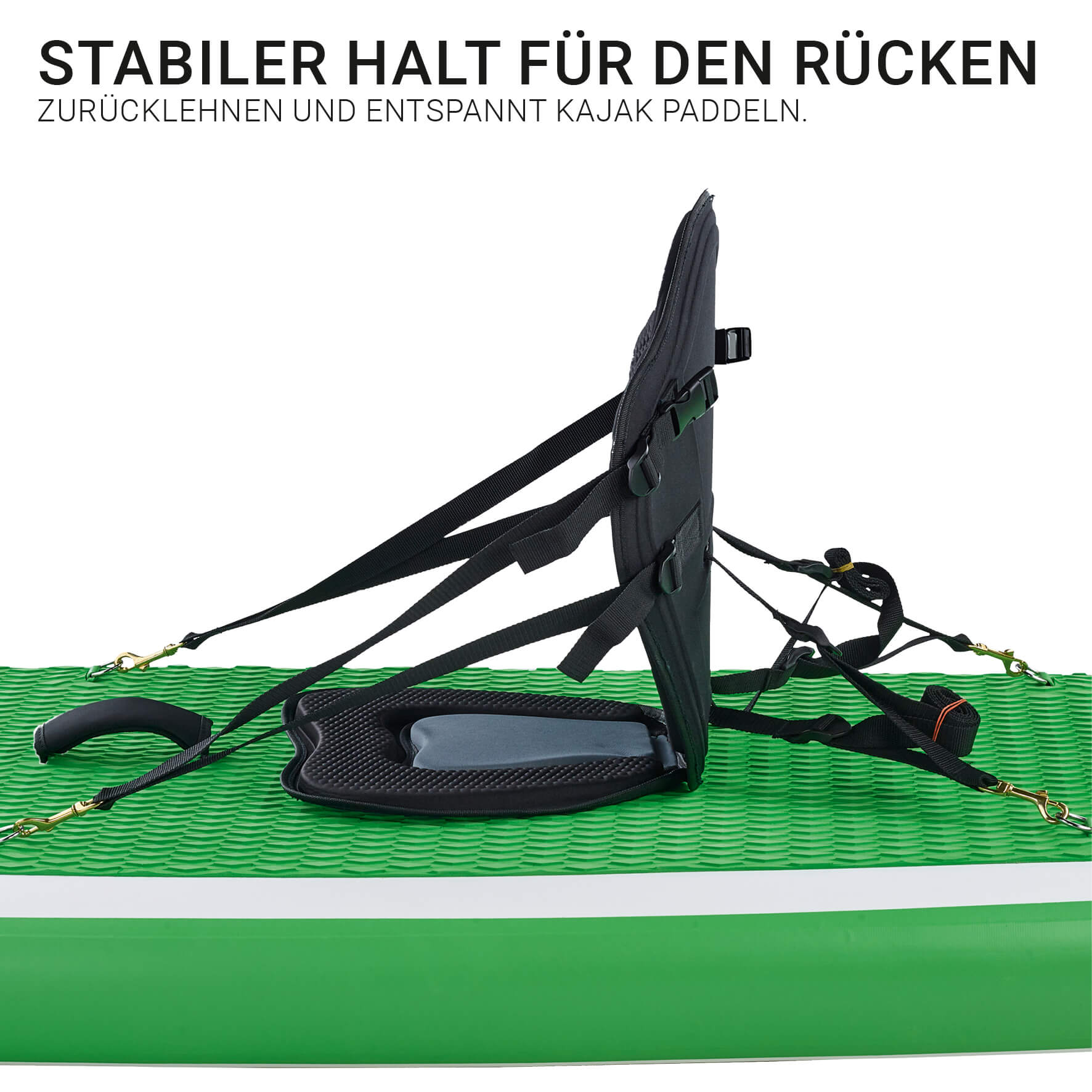 Kajak Sitz für aufblasbare Stand up Paddle Boards