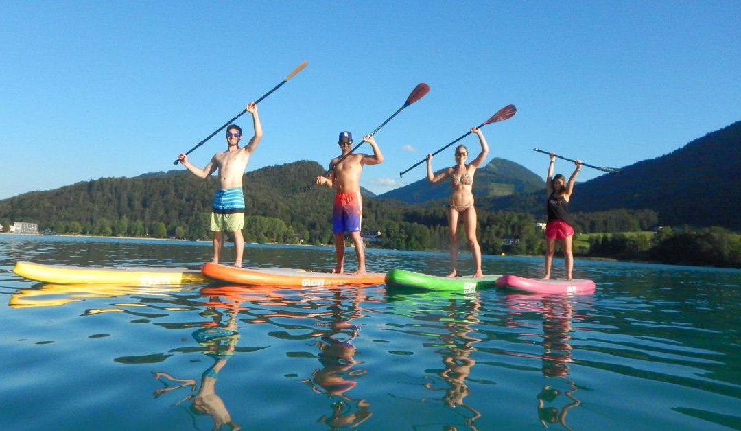 SUP FAQ: Die häufigsten Fragen von Stand Up Paddle Einsteigern