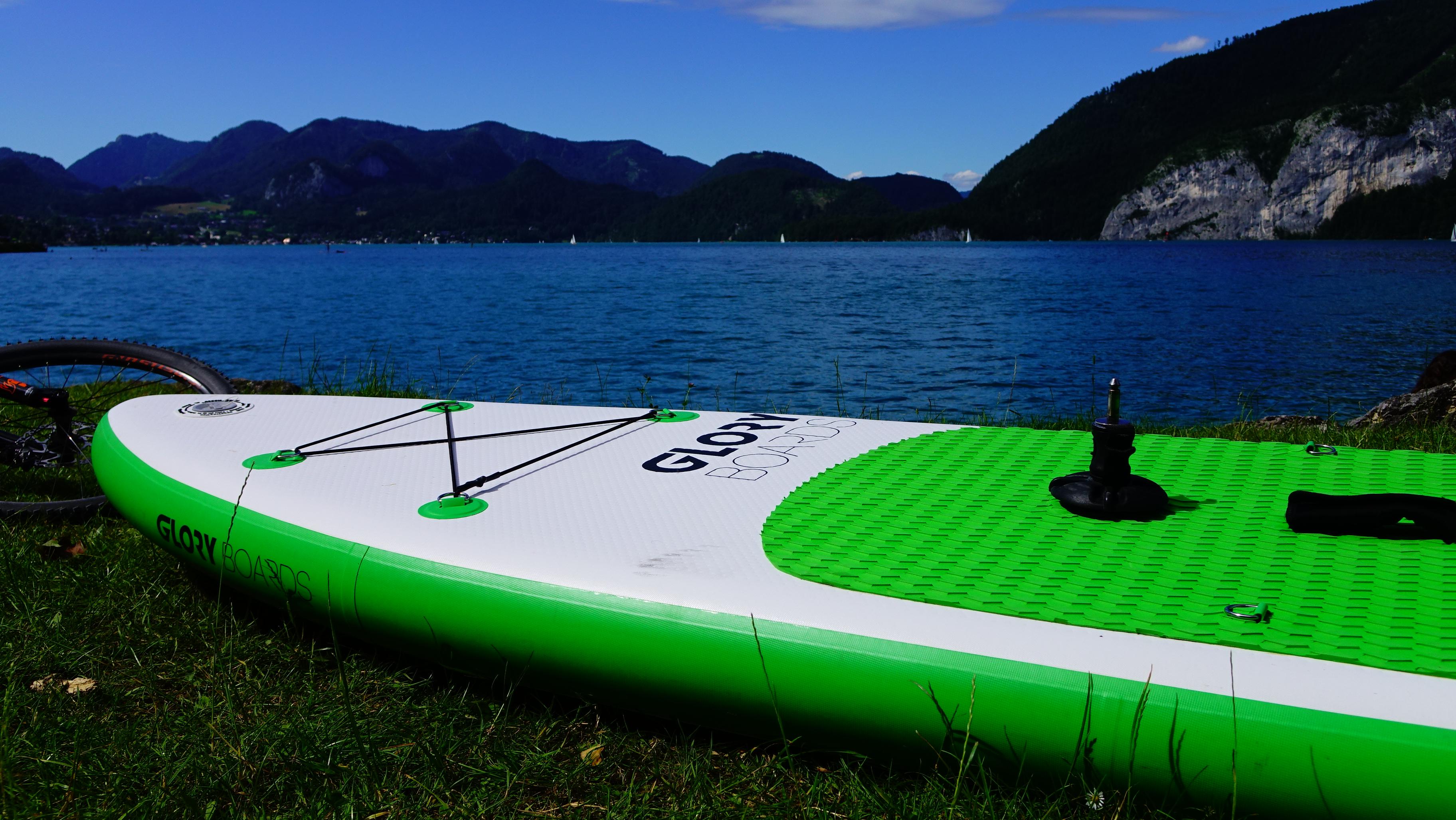 Windsurfen auf dem CROSS SUP Board – Expertentipps für das richtige Equipment.