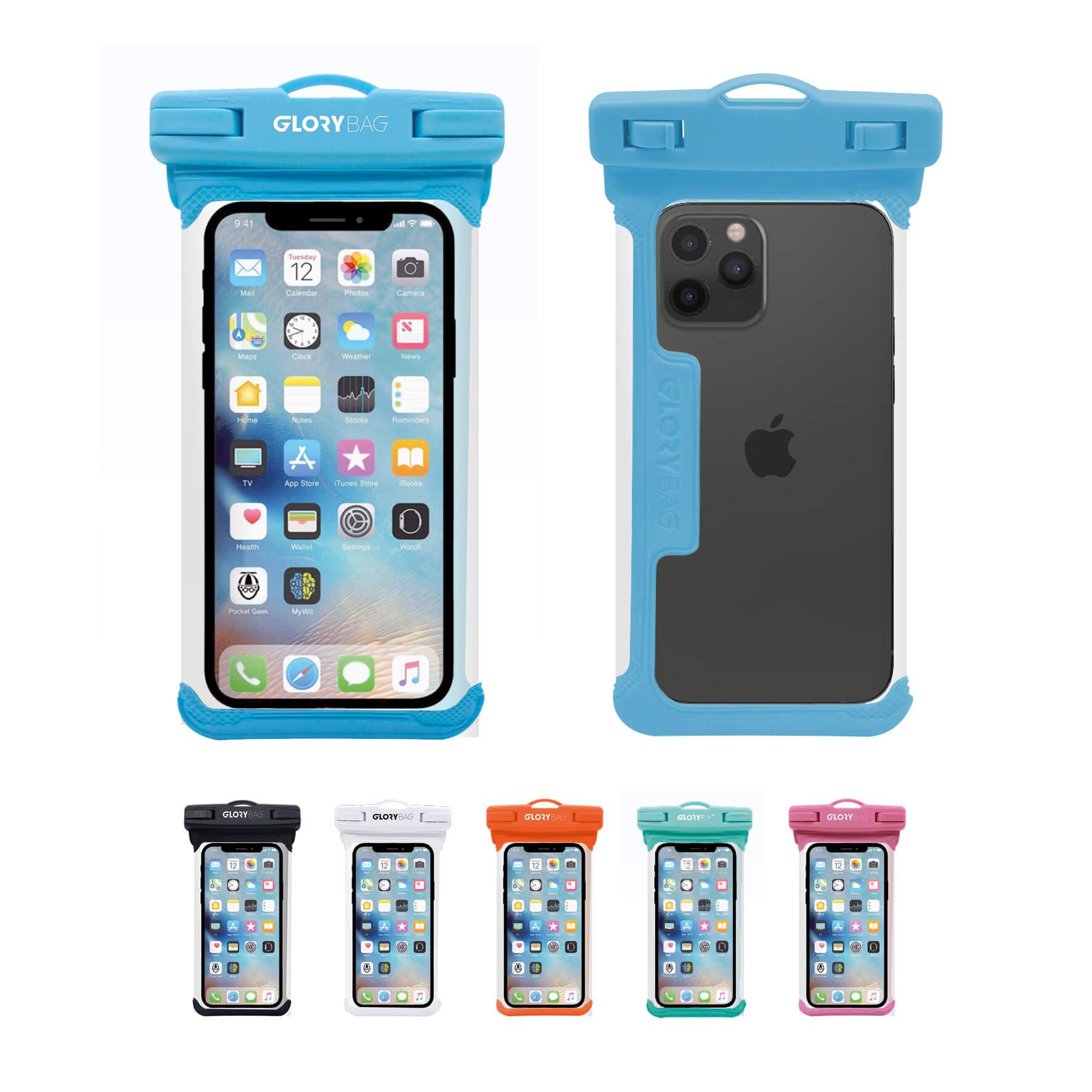 Wasserdichte Handyhülle Blau