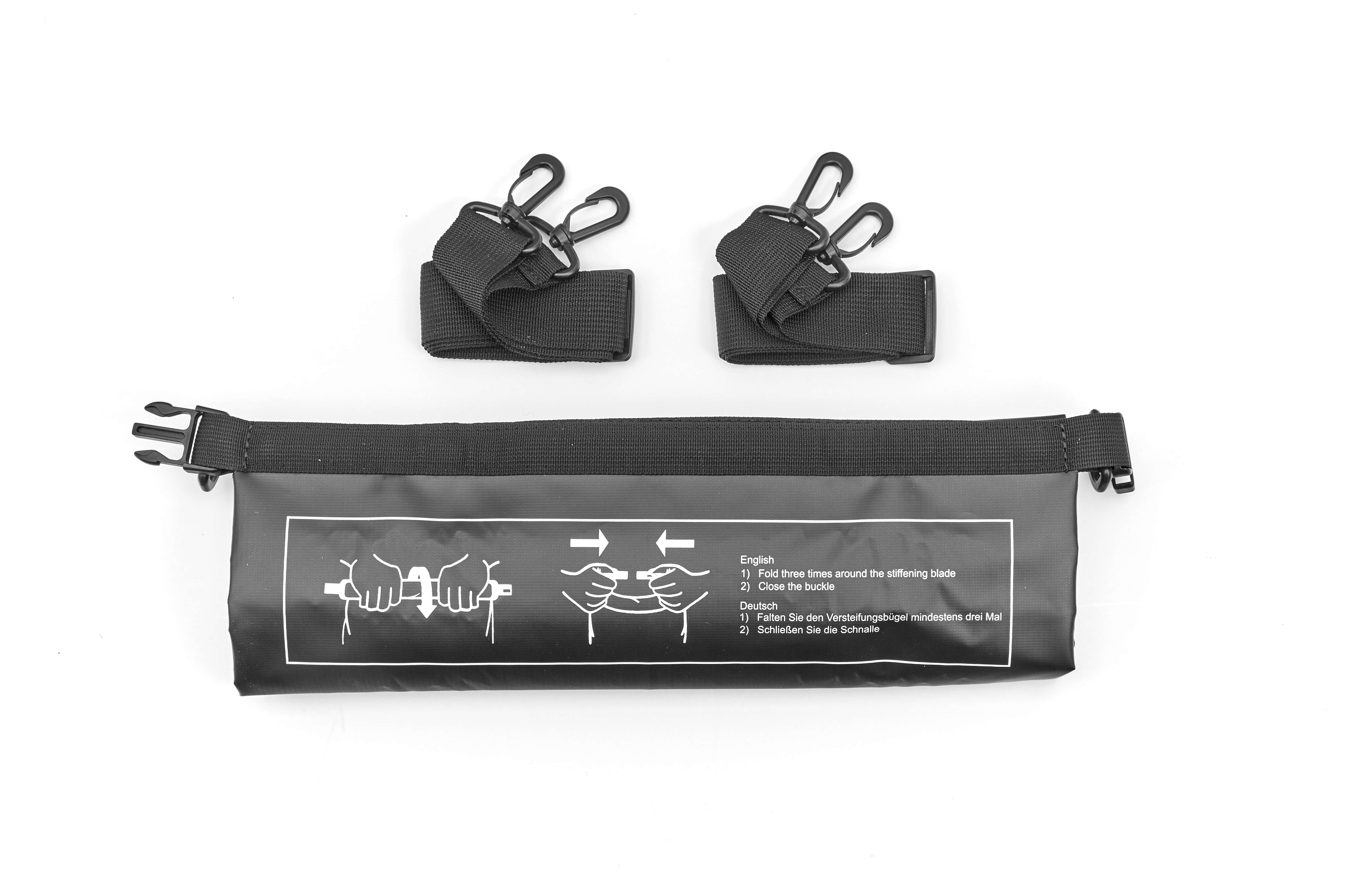 Drybag 25L Schwarz
